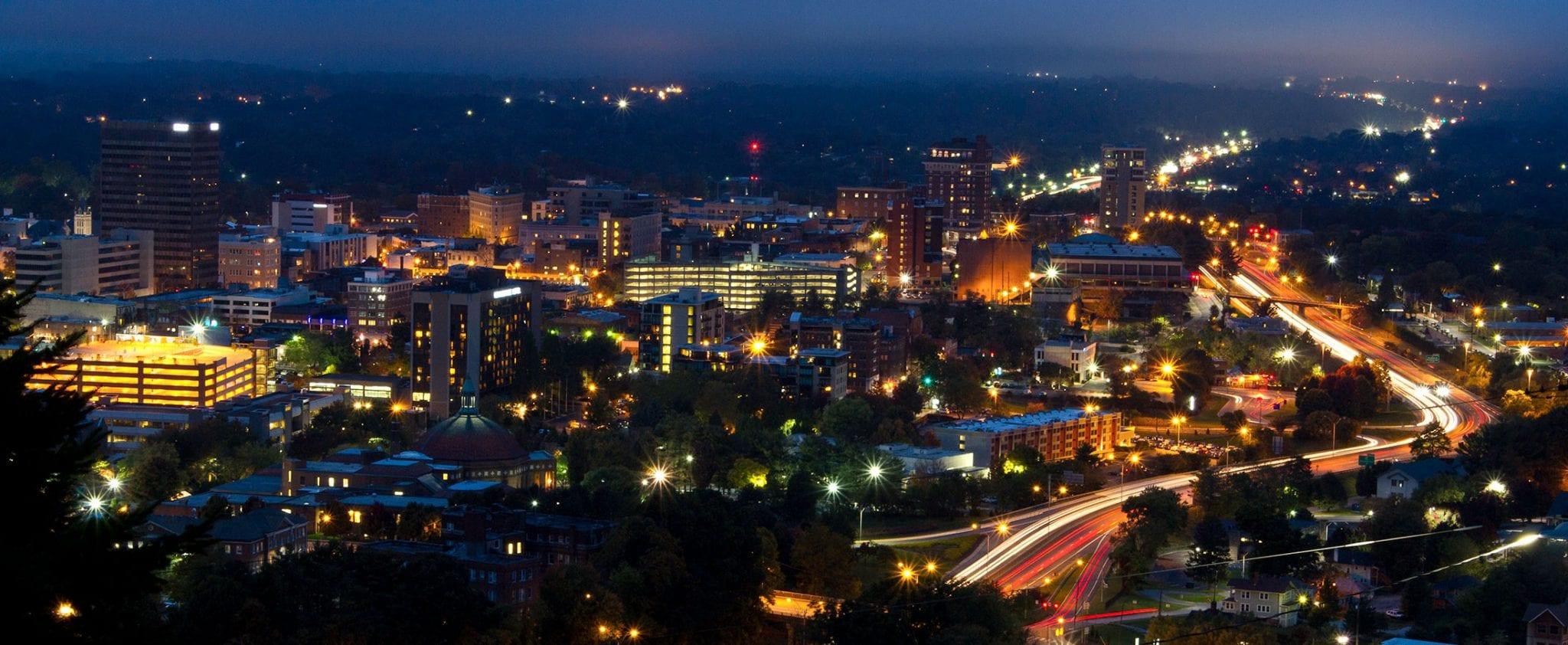 Downtown Ashville