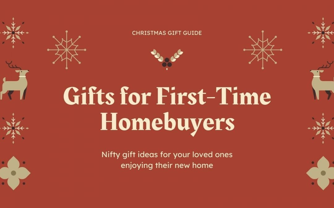 Gift Guide for First-Time Homebuyers