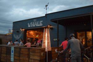 whale asheville